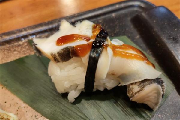 野食寿司生鱼片