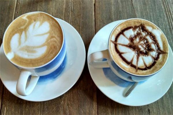 一号咖啡拿铁
