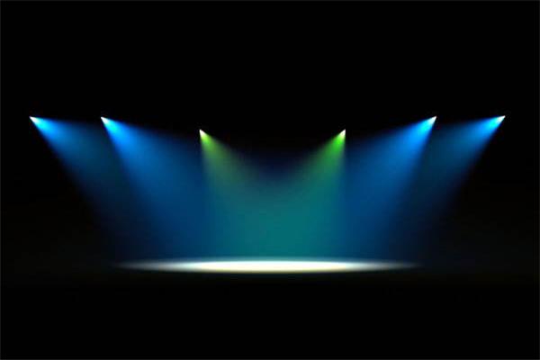 雅淇舞台灯光展示