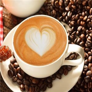 麓蔓咖啡拉花