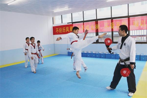 森磊跆拳道雷竞技最新版