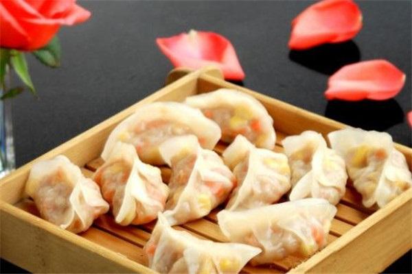 光头佬水晶饺子