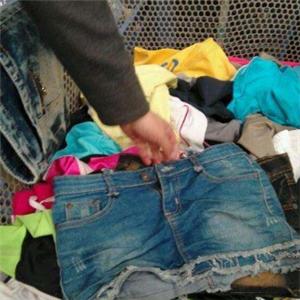 衣加衣舊衣服回收短褲