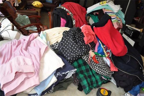 衣加衣舊衣服回收短袖