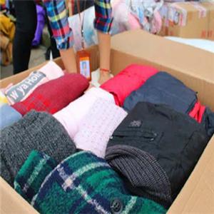 衣家加衣服回收冬装