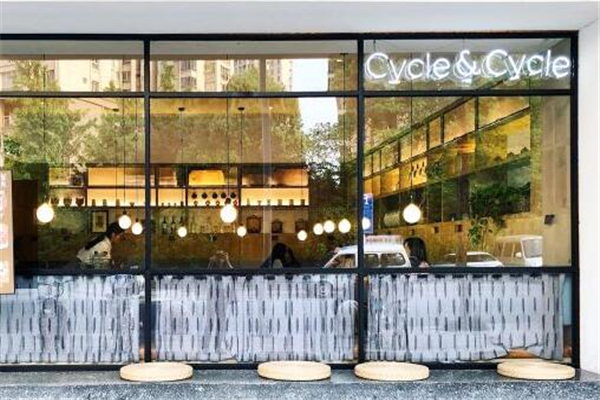 cyclecycle面包展示