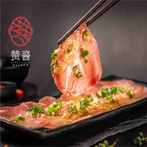 赞酱特色石棉烤肉美味
