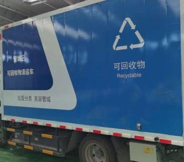 百川智能垃圾分類宣傳相冊