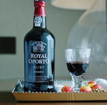 酥红波特酒红酒
