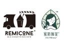 REMICONE乌云冰淇淋品牌logo