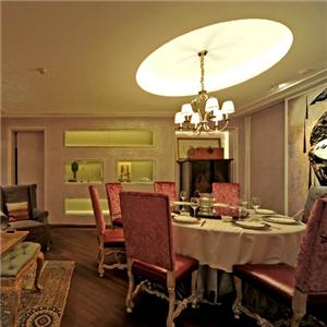 玉玲瓏餐廳裝潢