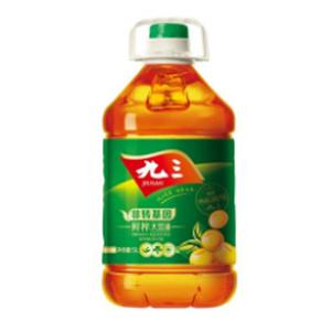 九三大豆油品質