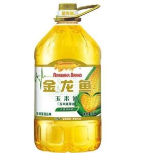 金龍魚玉米油質量