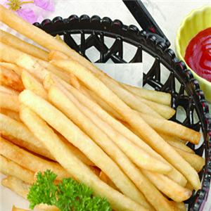 超長薯條鮮美