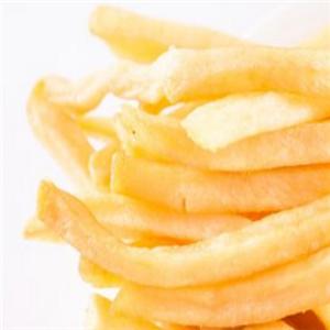 超長薯條爽滑