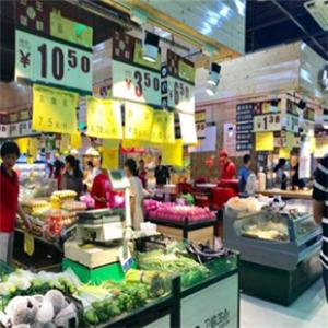 尚優生鮮超市品牌