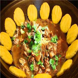 東北鐵鍋燉大鵝鮮美