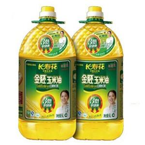 長壽花金胚玉米油品質