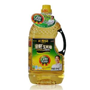 長壽花金胚玉米油品牌