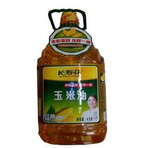 長壽花金胚玉米油質量