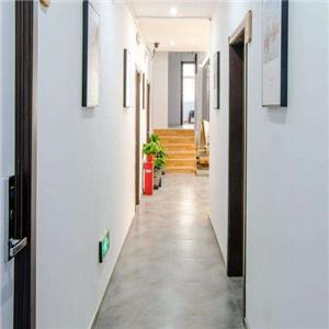 綿陽菲爾德酒店走廊