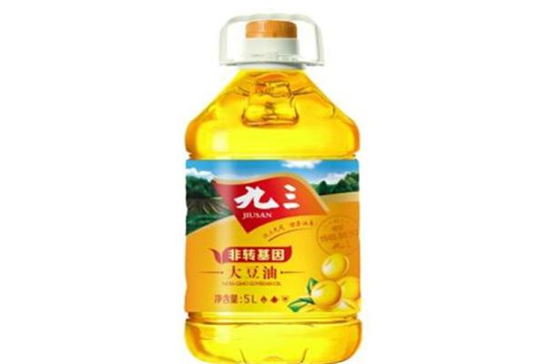 九三大豆油產品