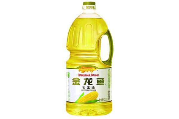 金龍魚玉米油產品