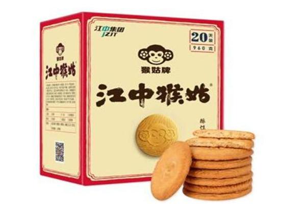 江中猴姑產品