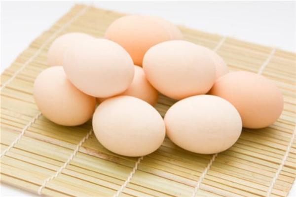 金翼蛋品展示