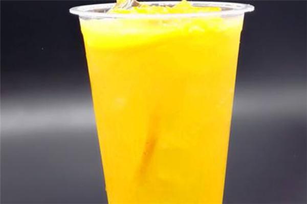 水元素奶茶产品