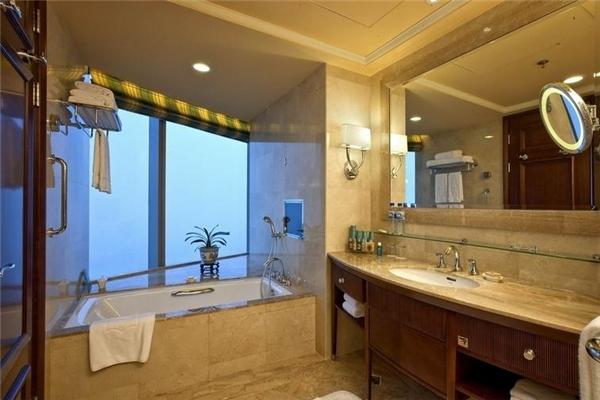 楚天酒店浴池