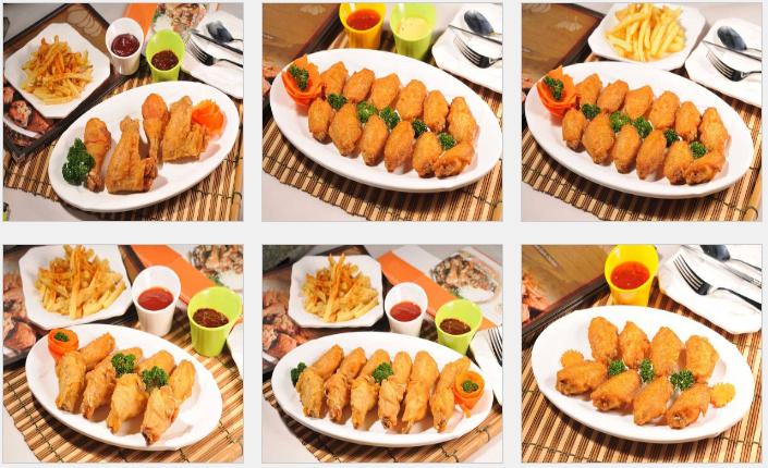 大邱里韩国年糕炸鸡