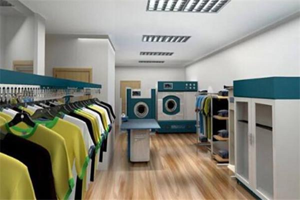 亚韩生态洗衣展示