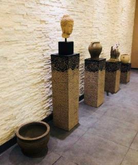 蘇沐堂足浴會所內部裝飾
