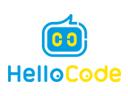 HelloCode少兒編程/阿羅少兒編程品牌logo