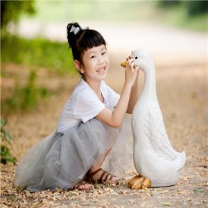 芭迪国际儿童摄影可爱