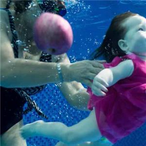 萌帆親子游泳質量