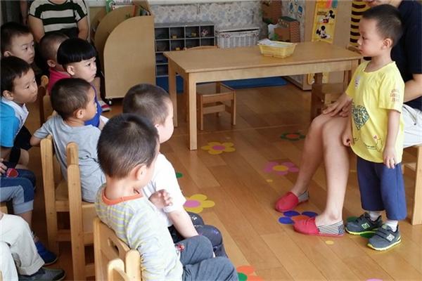 樂融幼兒教育展示