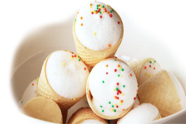 棉花糖米露產品