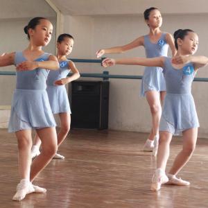 摩爾星光國際少兒舞蹈品質