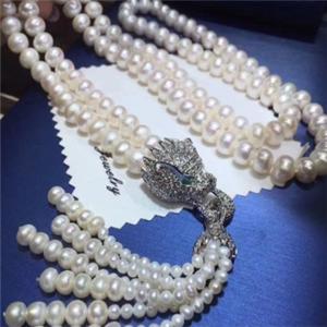 卡帝亞彩寶珍珠