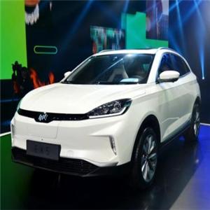 小米新能源汽车白色