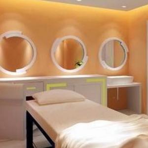 蘇飛美容養生館專屬床位