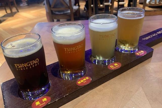 TSINGTAO1903酒吧啤酒