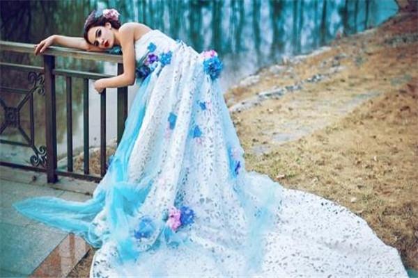 欧丽卡数码影像婚纱照