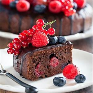 M豆巧克力世界甜點藍莓