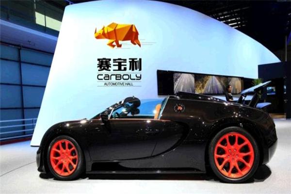 賽寶利汽車美容展示