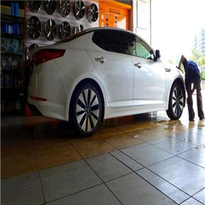 轎之林汽車美容洗車