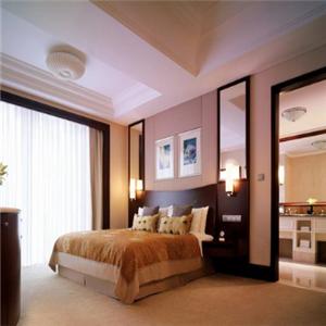安逸閑庭酒店雙人床