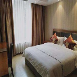 安逸閑庭酒店大床房
